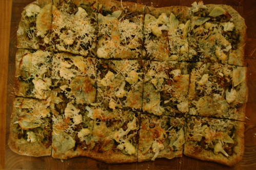 cauli-pizza