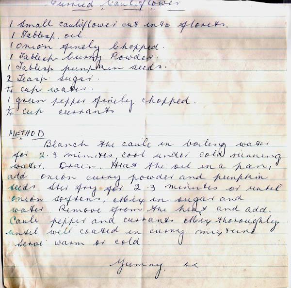 nan-recipe