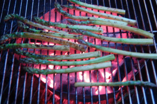 aspargus-grill