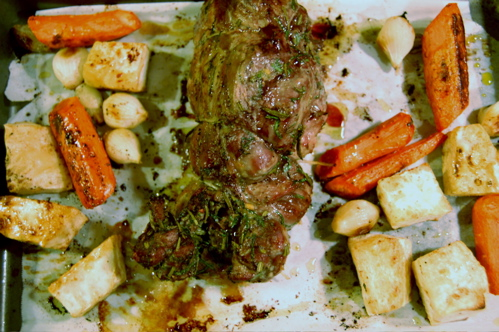 lamb-cooked
